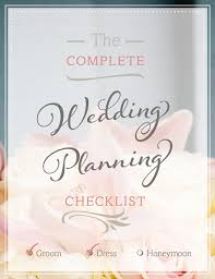 wedding planning free wedding planning checklist pdf print or truly