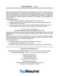 professional resume exles sales manager resume sle professional resume exles topresume