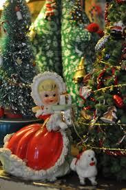 Vintage Christmas Lawn Ornaments by 132 Best Vintage Christmas Porcelain Images On Pinterest Retro
