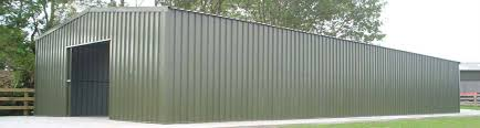 steel sheds in dungannon county tyrone northern ireland garden