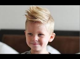 hairstyles for kids boys mohawk youtube