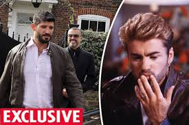 george michael u0027s house lover fadi fawaz advised to stay away