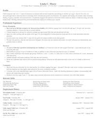 Personal Carer Resume Personal Care And Service Resume Samples