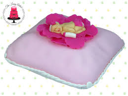 baby shower princess pillow cake cake by the icing artist