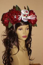 day of the dead headband 67 best headdresses accessories images on to ship