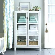 Bathroom Towel Cabinet Great Bathroom Towel Storage Cabinet Cabinets Wondrous Plus Bath