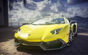 yellow lamborghini aventador yellow lamborghini aventador supercar hd wallpaperp cars