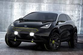 suv kia 2013 exclusive kia working on a dedicated hybrid small suv the