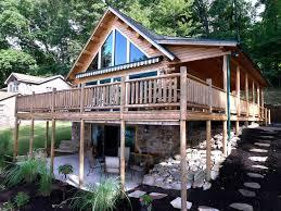 lakeside cottage plans kodiak cedar home kit by katahdin lakeside cabin retreat