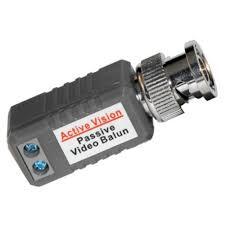 cat5e cctv passive hd video balun surveillance camera security