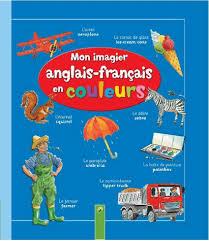 Couleurs En Anglais Francais Mon Imagier Anglais Français En Couleurs Collectif Decitre