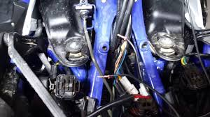 how to install a tethered kill switch on a 2015 yamaha yfz 450r
