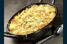 recette cuisine du jour la recette du jour gratin de poisson