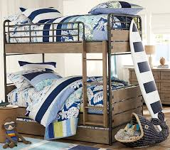 Owen TwinoverTwin Bunk Bed Pottery Barn Kids - Twin over twin bunk beds