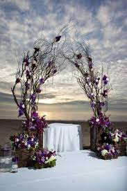 wedding arches made twigs 25 fantastic outdoor indoor wedding ceremony altar inspirations