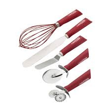 Kitchen Tools And Gadgets by Cake Boss Stainless Steel Tools And Gadgets 5 Piece Baking And