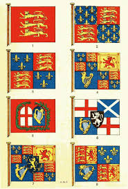 How Many Streamers Are On The Army Flag The Project Gutenberg Ebook Of British Flags Their Early History