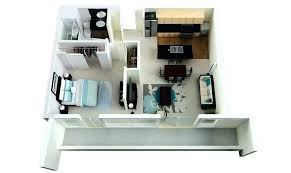 Small One Bedroom Apartment Designs One Bedroom Apartment Layout Small Bedroom Apartment Layout With