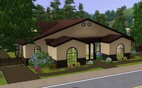 Modern Hill House Designs Sims 3 House Plans Modern Vibrant Creative Blueprints Of Homes