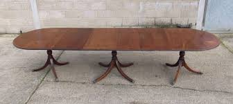 12 Foot Dining Room Tables Antique Furniture Warehouse Large Regency Dining Table 12 Foot