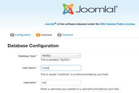 development tool joomla docker installation using kitematic