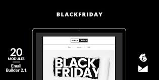 oxo black friday download blackfriday email template online builder 2 1 nulled