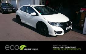 Honda Civic 1 6 I Dtec Ecu Remap Eco Vehicle Tuning