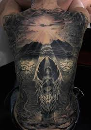 Back Pieces Tattoos Skull Tattoos Best Tattoos Designs And Ideas