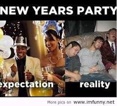 Funny New Year Meme - happy new year party
