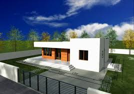 want to build a house here are some free modern house plan and