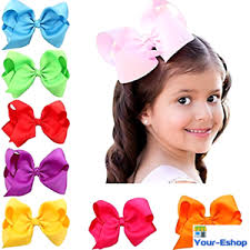 baby girl hair bows hair bows lot bow tie ribbon 6 inch alligator ties