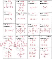 electron dot structure worksheet free worksheets library
