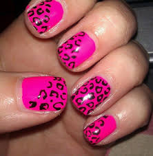 Nail Designs Cheetah Nail Designs Cheetah Deboto Home Design Cheetah Nail