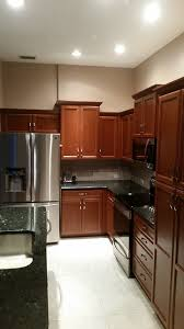 Resurfaced Kitchen Cabinets Before And After Cabinet Refacing Pictures Before U0026 After Kitchen Facelifts