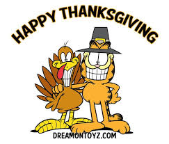 garfield clipart thanksgiving pencil and in color garfield clipart