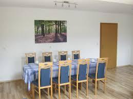 Esszimmer 12 Qm Haus Jägersteig Waldmünchen Ferienwohnung 120 Qm Nr 3