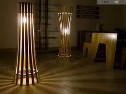 Bamboo Floor Lamp Impressive Ideas For Bamboo Floor Lamp Design Accessories Exotic