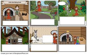 red riding hood storyboard storyboard stephmann22