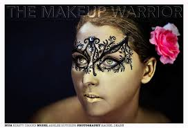mua makeup school earn prizes and recognition in the the makeup warrior
