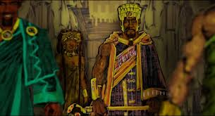 king david the black hebrew with ruddy skin and red hair u2013 black