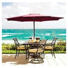 Umbrella Pole Extender by Patio Umbrella Pole Outdoor Furniture Design And Ideas