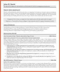 resume templates for executive assistants to ceos history employee bio template administrative assistant resume executive 1