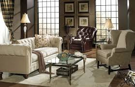 Sofa North Carolina - Chesterfield sofa and chairs