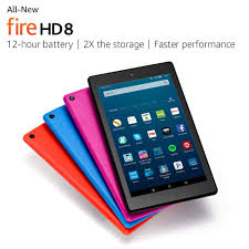 black friday amazon app amazon puts 7 inch fire tablet and fire hd 8 models up for black