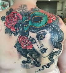tattoos alex rusty