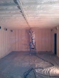 maine spray foam insulation contractor past jobs