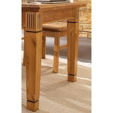 Esszimmertisch Ausziebar Esszimmer Tisch Ausziehbar 180 240x95 Holz Kiefer Massiv Goldbraun
