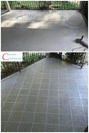 Refinishing Concrete Patio Best 25 Concrete Refinishing Ideas On Pinterest Concrete Patio