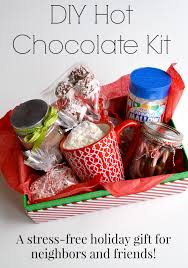 hot chocolate gift easy christmas gift who doesnt hot chocolate jpg