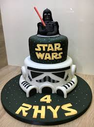 starwars cakes wars birthday cake ideas 1036 best wars trek cakes